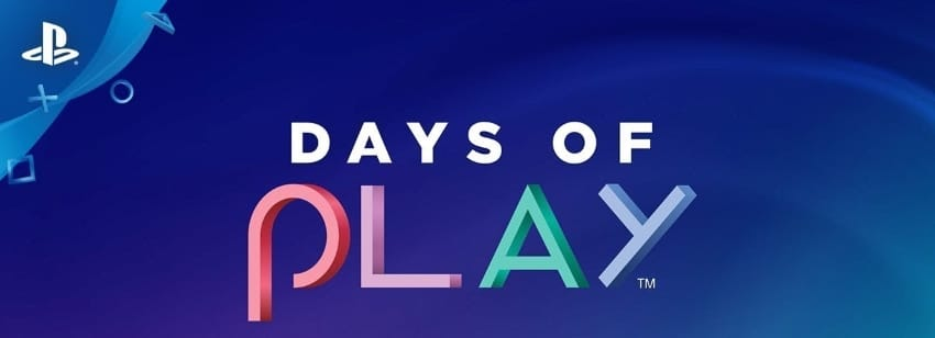 Promos Days of Play 2019 PS4