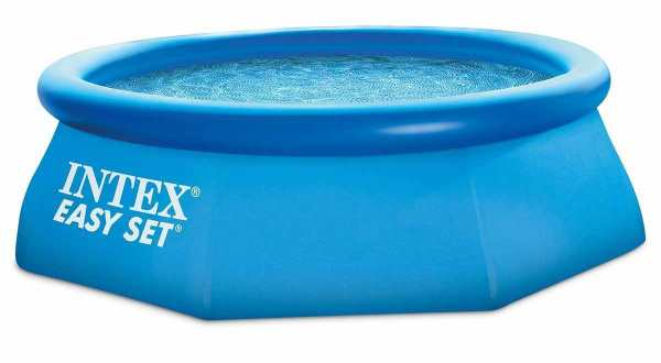 Piscine INTEX autoportée Easy Set à 34,95 € sur Rue du Commerce