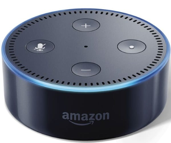enceinte connect e amazon echo dot 2 me g n ration pas cher 19 99. Black Bedroom Furniture Sets. Home Design Ideas