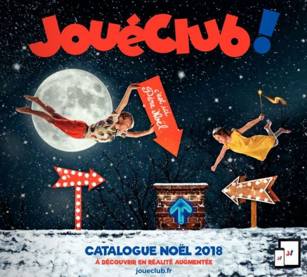 catalogue jouéclub noël 2018