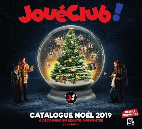 Catalogue jouéclub noël 2019