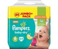 Leclerc Couches Pampers Baby Dry 70 Moins Cheres Via Remise Fidelite