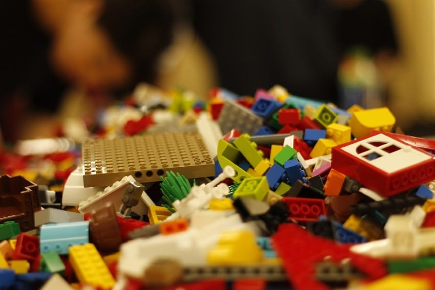 Les collections de Lego, plus rentables que l'or !