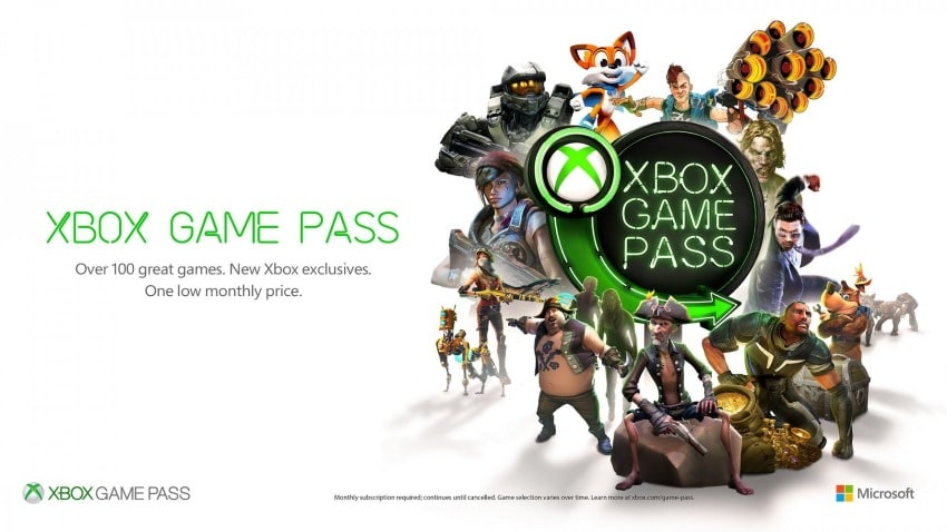 1 900 codes Game Pass 1 mois offerts sur Xbox Live