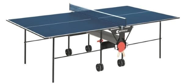 Table de tennis de table Sponeta à 149,99 € sur Cdiscount