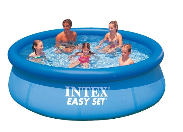 Piscine autoportante Intex Easy Set à 35 € chez Gifi