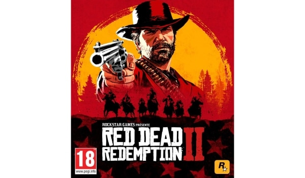 Red Dead Redemption 2 à 37,90 € sur Amazon