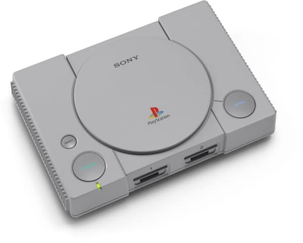 Console Playstation Classic rétro gaming à 29,99 €