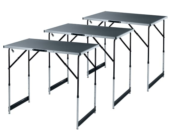 Lidl : lot de 3 tables multi-usages pas chères à 39,99 €