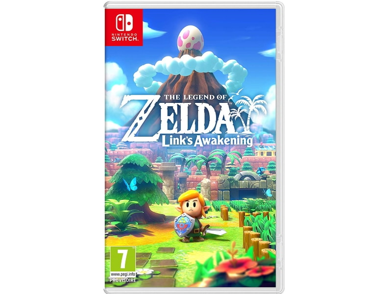 Précommandez le jeu Nintendo Switch The Legend of Zelda: Link's Awakening à 46,99 € sur Amazon