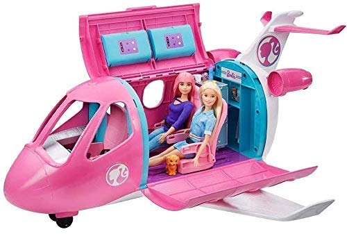 Barbie l'Avion de Rêve à 34,95 € avec la carte Carrefour