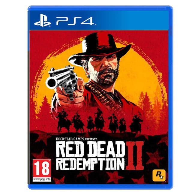 Red Dead Redemption 2 sur PS4