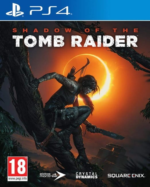 Le jeu PS4 Shadow of the Tomb Raider Edition spéciale Amazon à 13,99 €