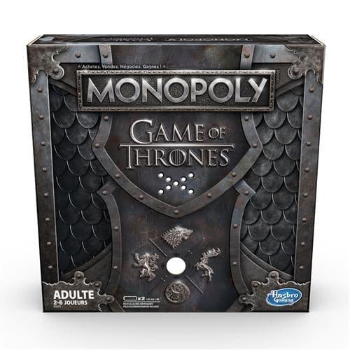 Jeu Monopoly Game of Thrones à 14,99 € sur la Fnac