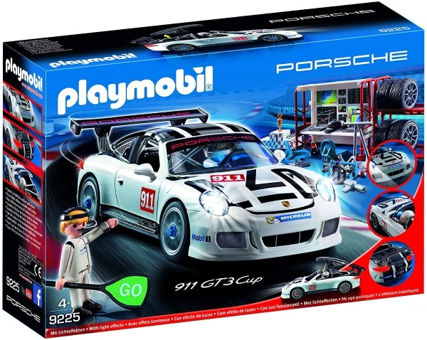Porsche 911 GT3 Cup Playmobil à 24,49 € sur Amazon