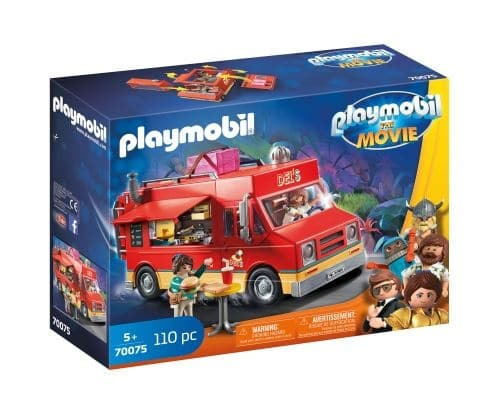 Del Foodtruck de Playmobil The Movie pour 18 € sur le site de la Fnac