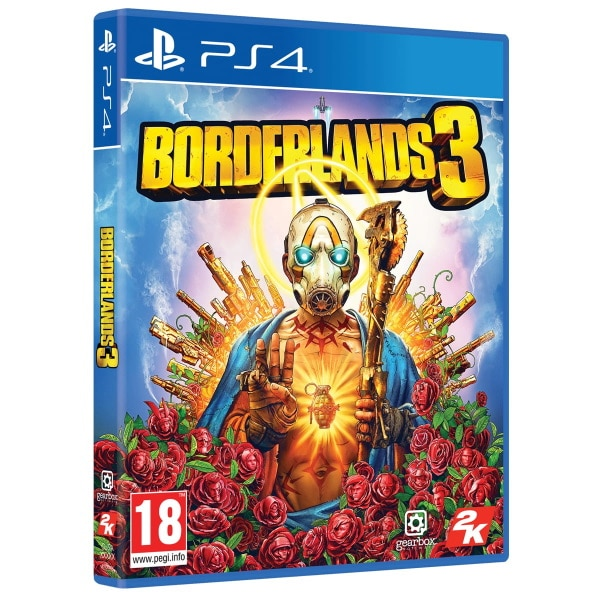 Borderlands 3 sur PS4 à 19,99 € sur le site d'Auchan
