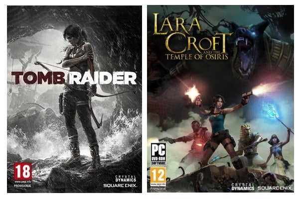 Tomb Raider + Lara Croft and the Temple of Osiris gratuits sur Steam
