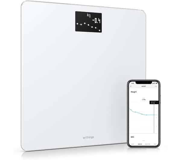 Balance connectée Withings Body à 39,99 € sur Amazon