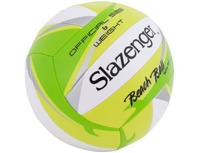Ballon de volley Slazenger à 2,99 € chez Action