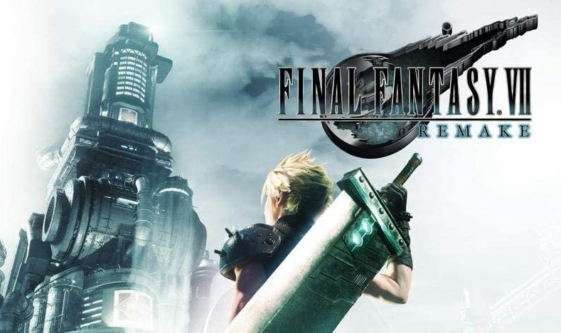 Final Fantasy VII Remake sur PS4 à 38,99 € sur Amazon