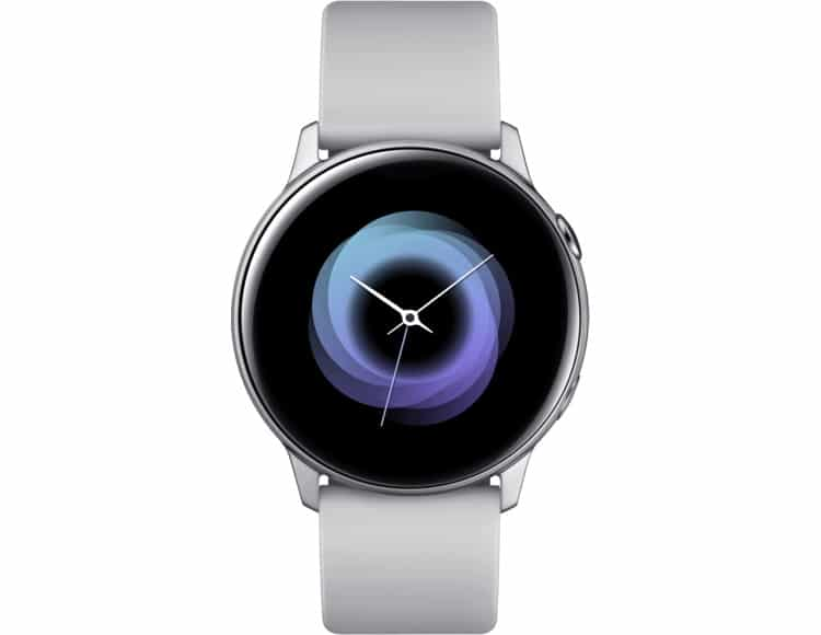 Montre connectée Samsung Galaxy Watch Active à 149 € sur Rue du Commerce