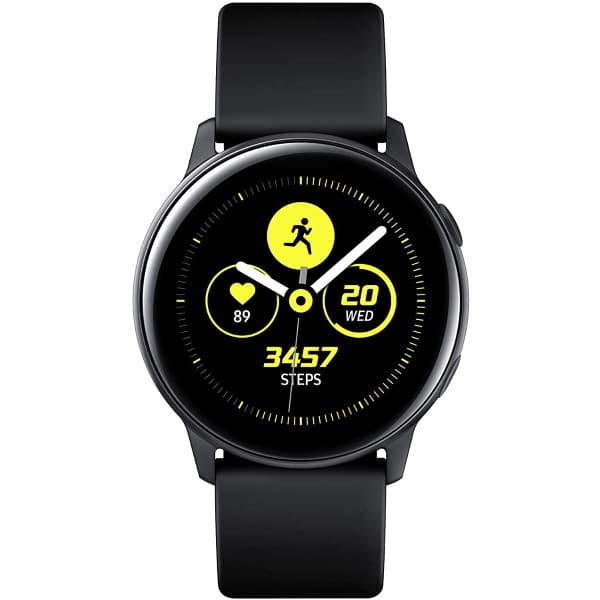 Montre connectée Samsung Galaxy Watch Active à 110,39 € sur Amazon