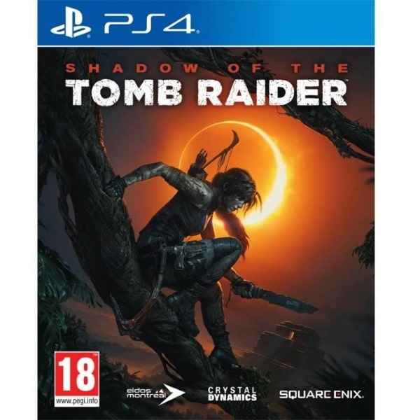 Shadow of the Tomb Raider sur PS4 à 9,99 € sur Cdiscount