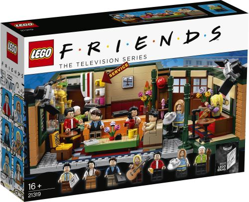 Lego Friends Central Park à 41,99 € sur la Fnac