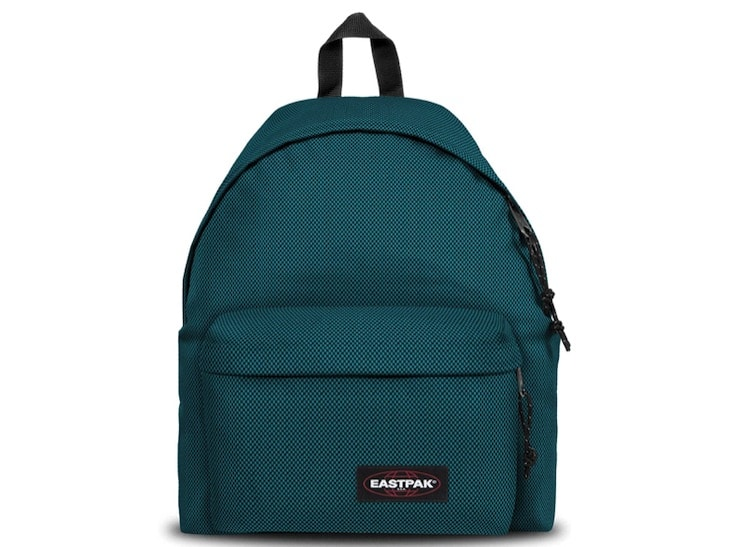 Sac à dos Eastpak Padded Pak'r Meshknit Blue à 25 € sur Amazon