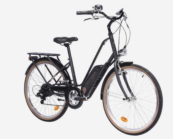 Vélo de ville électrique E CITY NAKAMURA à 599,99 € chez Intersport