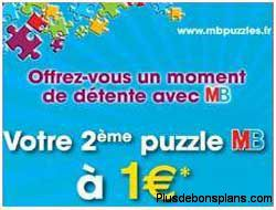 2eme puzzle mb a 1 euro seulement